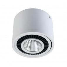 Потолочный светильник Regenbogen Life 637017301 Круз 15 Вт 3000К Белый