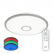 Управляемый светодиодный светильник Citilux CL703100RGB Старлайт 100 Вт 3000-4500K Хром
