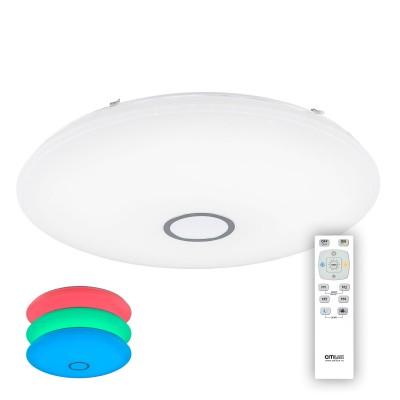 Управляемый светодиодный светильник Citilux CL703140mRB Старлайт 140 Вт 3000-4500K Хром