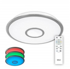 Управляемый светодиодный светильник Citilux CL70330RGB Старлайт 30 Вт 3000-4500K Хром