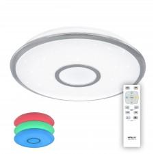 Управляемый светодиодный светильник Citilux CL70340RGB Старлайт 40 Вт 3000-4500K Хром