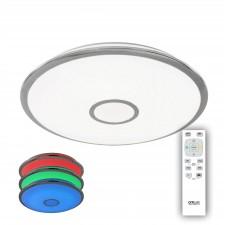 Управляемый светодиодный светильник Citilux CL70380RGB Старлайт 80 Вт 3000-4500K Хром