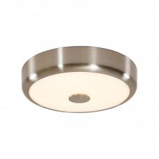 Потолочный светодиодный светильник Citilux CL706121 Фостер-1 20 Вт 3000K Хром Матовый