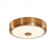 Потолочный светодиодный светильник Citilux CL706122 Фостер-1 20 Вт 3000K Бронза