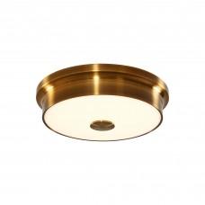 Потолочный светодиодный светильник Citilux CL706222 Фостер-2 20 Вт 3000K Бронза