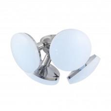 Потолочная светодиодная люстра Citilux CL716141Nz Тамбо 48 Вт 4000K Хром