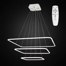 Подвесная светодиодная люстра с пультом Citilux CL731K110 Неон 110 Вт 3000-4200K Белый