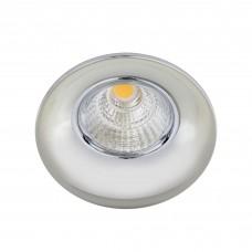 Светильник светодиодный с диммером Citilux CLD004W1 Гамма 7 Вт 3000K Белый+Хром