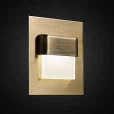 Подсветка светодиодная Citilux CLD006K3 Скалли 1 Вт 3000K Бронза