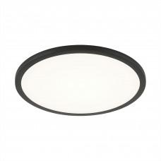 Встраиваемый светодиодный светильник Citilux CLD50R152 Омега 15 Вт 3000K Черный