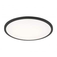 Встраиваемый светодиодный светильник Citilux CLD50R222 Омега 22 Вт 3000K Черный
