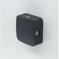 Уличный настенный светильник Citilux CLU0006 4 Вт 4000K Черный