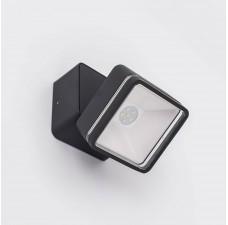 Уличный настенный светильник Citilux CLU0008K 6 Вт 4000K Черный