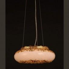 Подвесной светильник Citilux CL254162 Торо Золото
