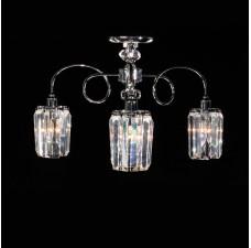Хрустальная люстра потолочная Citilux CL330131 Синди