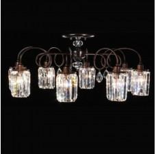 Хрустальная люстра потолочная Citilux CL330181 Синди