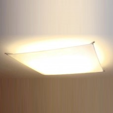 Потолочный светодиодный светильник Citilux CL701810B матовый хром 80Вт 3000К