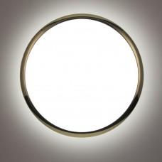 Потолочный светодиодный светильник Citilux CL70332 Старлайт золото 30Вт 3000К