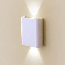 Настенный светодиодный светильник Citilux CL704400 Декарт 6Вт 3000К