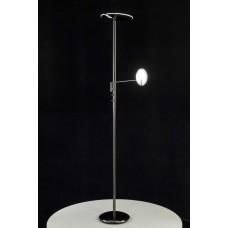 Торшер светодиодный с лампой для чтения Citilux CL802004 Дискус