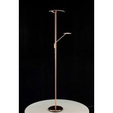 Торшер светодиодный с лампой для чтения Citilux CL802005 Дискус