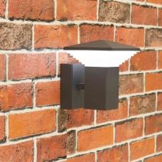 Уличный настенный светодиодный светильник Citilux CLU02W 6Вт 4000К