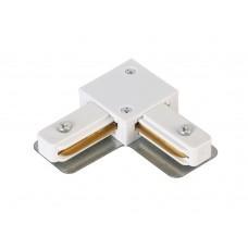 Соединитель L-образный (однофазный) Crystal Lux CLT 0.211 07 WH Белый