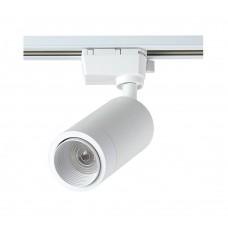 Cветильник трековый однофазный Crystal Lux CLT 0.31 008 15W WH LED Белый
