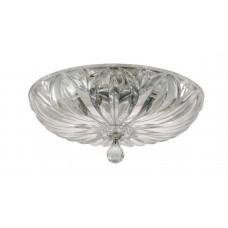 Люстра потолочная Crystal Lux DENIS D400 CHROME G9 4*40W Хром