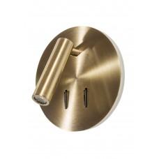 Настенный светильник Crystal Lux CLT 223W BZ