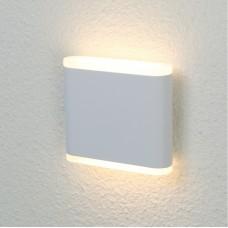 Настенный светодиодный светильник Crystal Lux CLT 024W113 WH белый 3 Вт 3000К