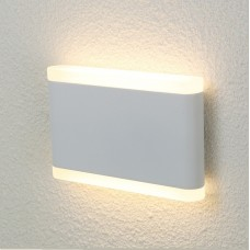 Настенный светодиодный светильник Crystal Lux CLT 024W175 WH белый 5 Вт 3000К