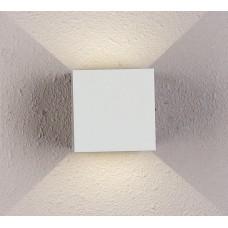 Настенный светодиодный светильник Crystal Lux CLT 520W WH белый 6 Вт 4000К