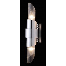 Настенный светильник Crystal Lux JUSTO AP2 CHROME Хром