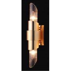 Настенный светильник Crystal Lux JUSTO AP2 GOLD Золотой