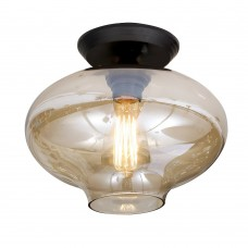 Потолочный светильник Crystal Lux MAR PL1 черный