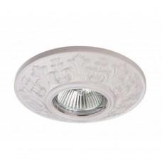 Гипсовый светильник Декоратор DK-002