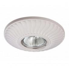 Гипсовый светильник Декоратор DK-004