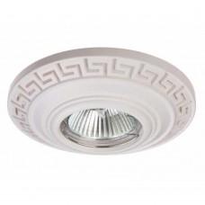 Гипсовый светильник Декоратор DK-005