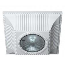 Гипсовый светильник Декоратор DK-021