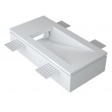 Светильник гипсовый стеновой Декоратор ST-001