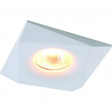 Встраиваемый светильник Divinare 1874/03 PL-1 ORBITE Белый