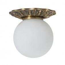 Потолочный светильник Divinare 5007/08 PL-1 Isabella стара бронза
