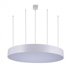 Подвесная светодиодная люстра Divinare 8021/96 SP-1 белый 152 Вт
