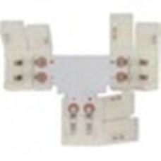 Комплект Т коннекторов с соединителем для светодиодной ленты 12V Feron LD188 23135