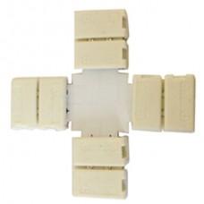 Комплект Х коннекторов с соединителем для светодиодной ленты 12V Feron LD191 23138