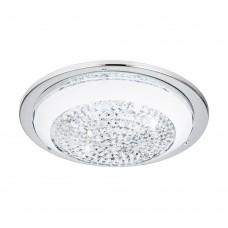 Потолочный светодиодный светильник Eglo Acolla 95639 хром LED 11 Вт 3000K