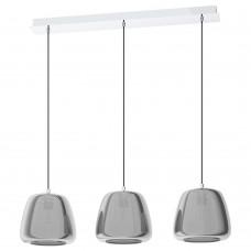 Подвесной светильник Eglo Albarino 39667 хром E27 40 Вт
