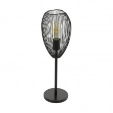 Настольная лампа Eglo Clevedon 49144 черный E27 60 Вт