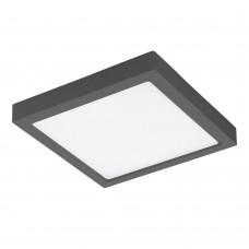 Уличный настенный светильник Eglo Argolis 96495 антрацит LED 22 Вт 3000K
